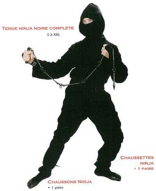 chausson ninja